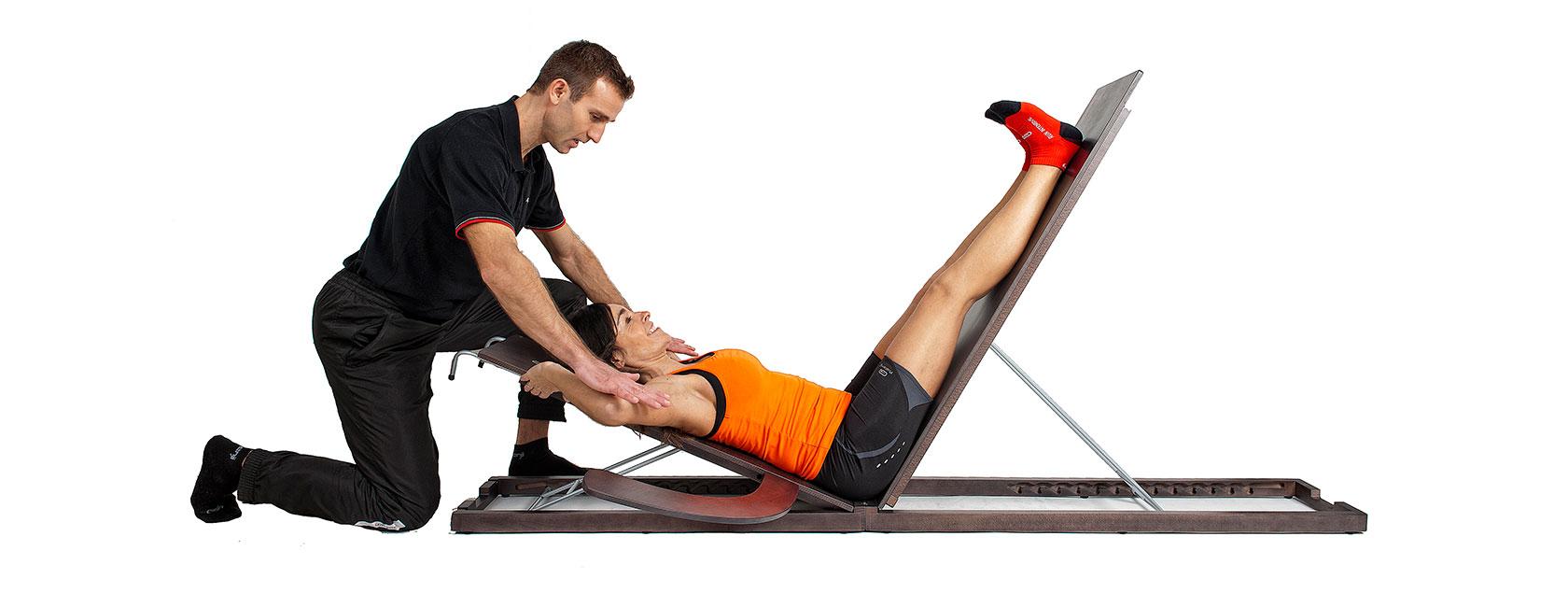 Una postura adecuada, evita dolores, lesiones y dolores articulares.